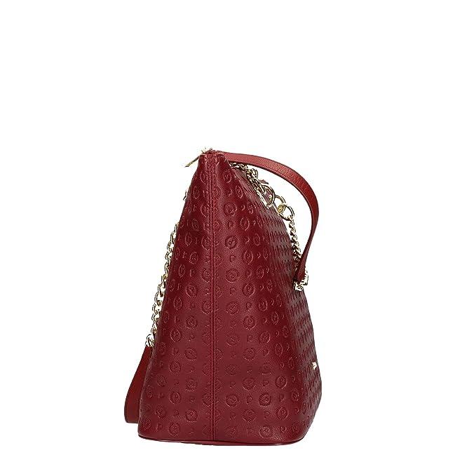 TE8410PP02 Shopper Frau BORDEAUX TU Pollini 0lrfPzYZW