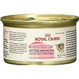 Royal Canin Feline Health Nutrition Kitten Instinctive Thin Slice In Gravy canned cat food
