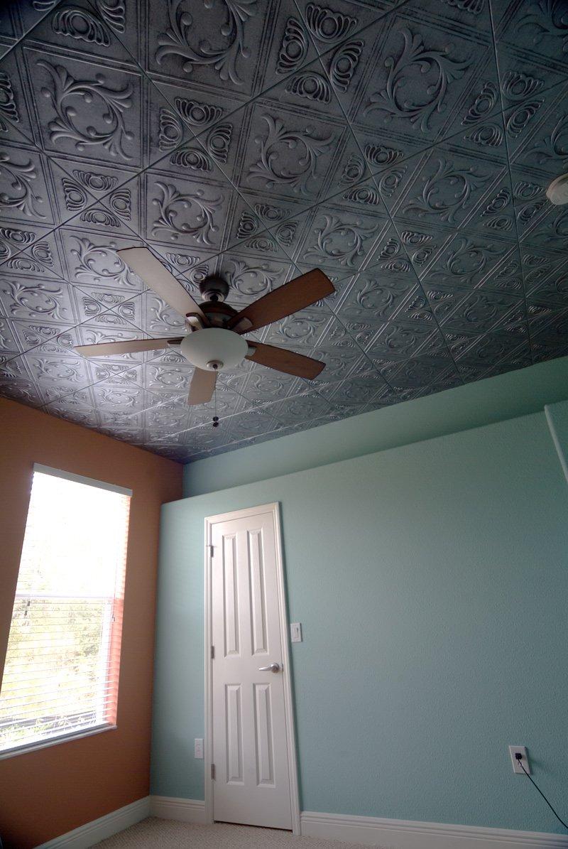 Amazon faux ceiling tile 20x20 anet white foam wholesale amazon faux ceiling tile 20x20 anet white foam wholesalebulk 528 tiles home kitchen dailygadgetfo Choice Image