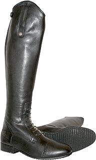 Mark Todd, Full Zip Leather Field Boot, Stivali da equitazione, Unisex adulto