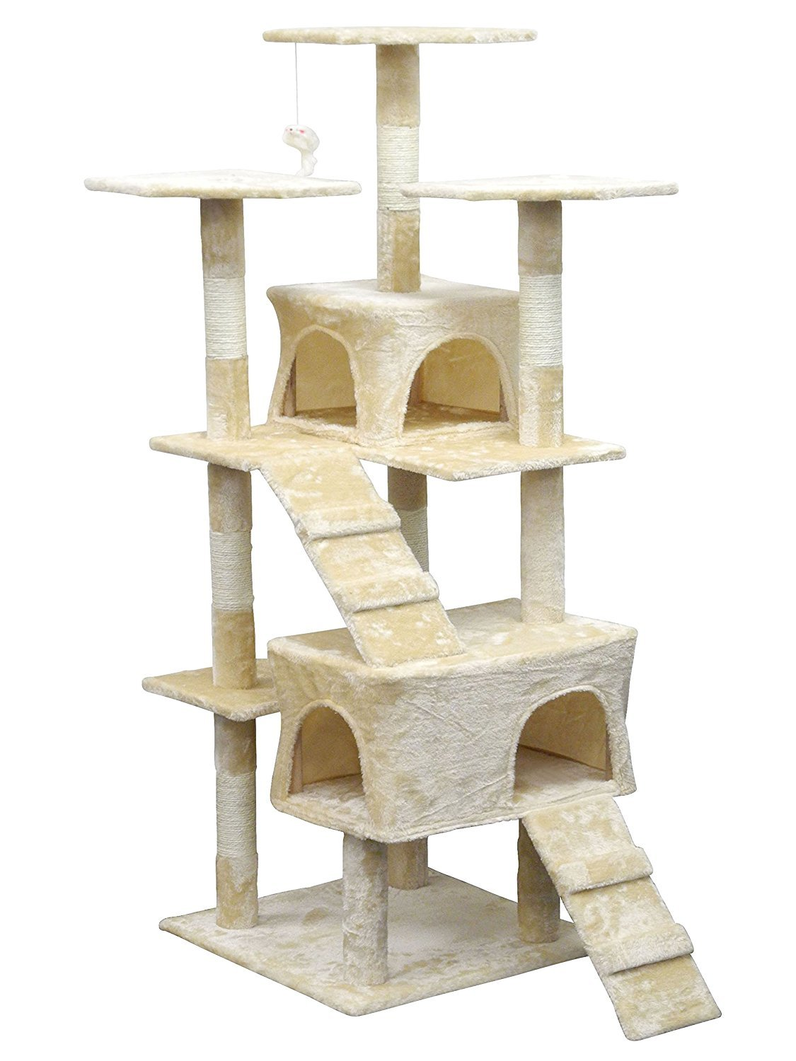 Homessity HC-001 Light Weight Economical Cat Tree Furniture by Homessity