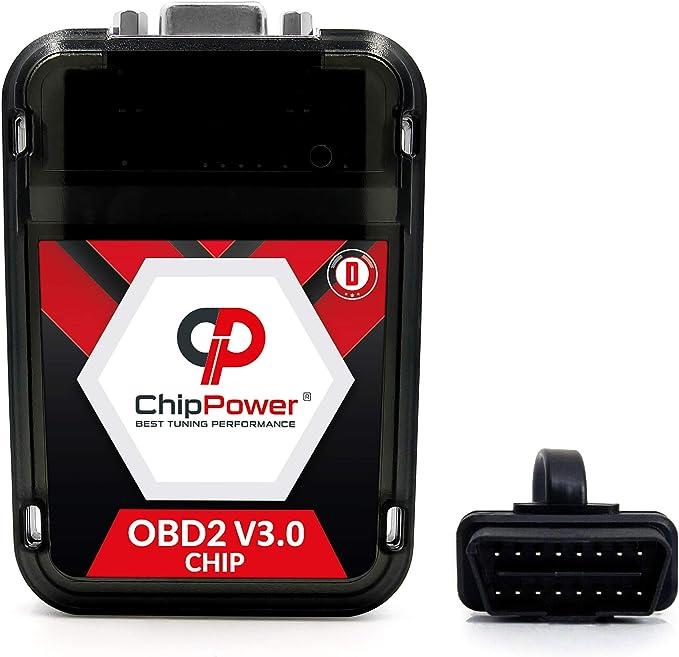 Centralina Aggiuntiva ChipPower CR1 per Idea 1.3 D Multijet 70CV Chip Diesel Box