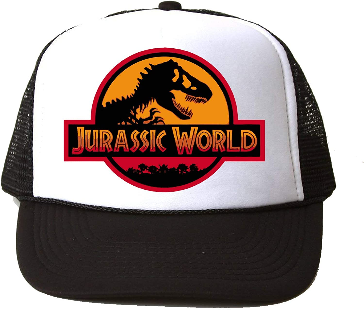 KRISSY Jurassic World Baseball Cap Hat Gorra Unisex One Size ...