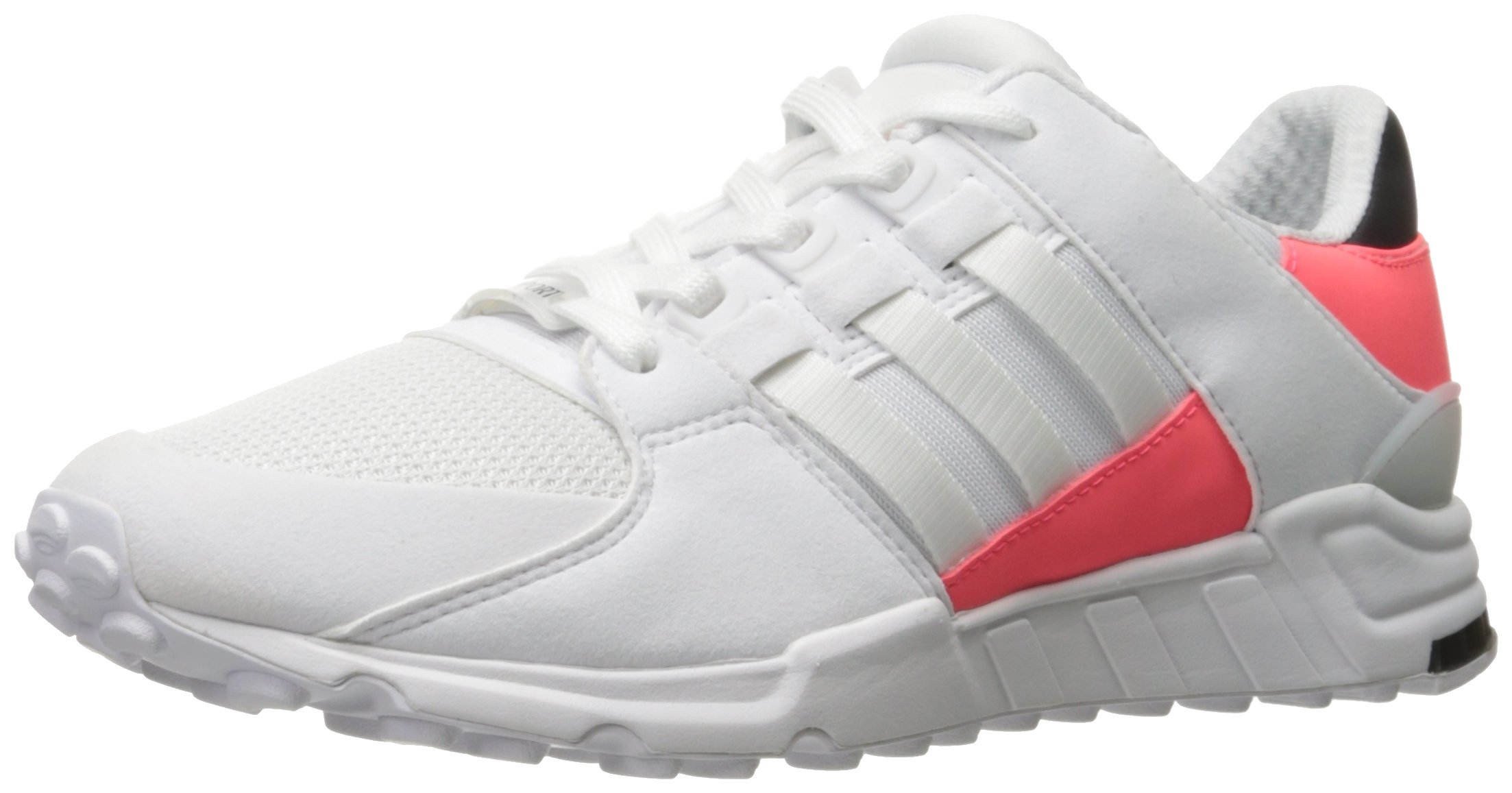 adidas Originals Men's EQT Support RF Fashion Sneaker, WhiteLegacyBlack, ((12.5 M US)