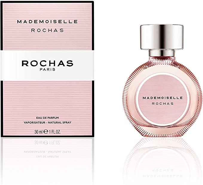 Rochas Mademoiselle Rochas Agua de Perfume - 30 ml: Amazon.es: Belleza