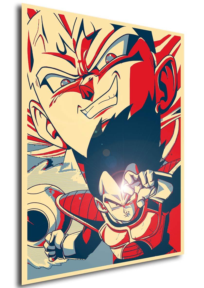 Instabuy Poster - Propaganda Full - Dragon Ball Vegeta ...