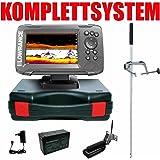 Lowrance Echolot GPS Portabel Master - Hook2 5 SplitShot HDI Chirp Combo GPS