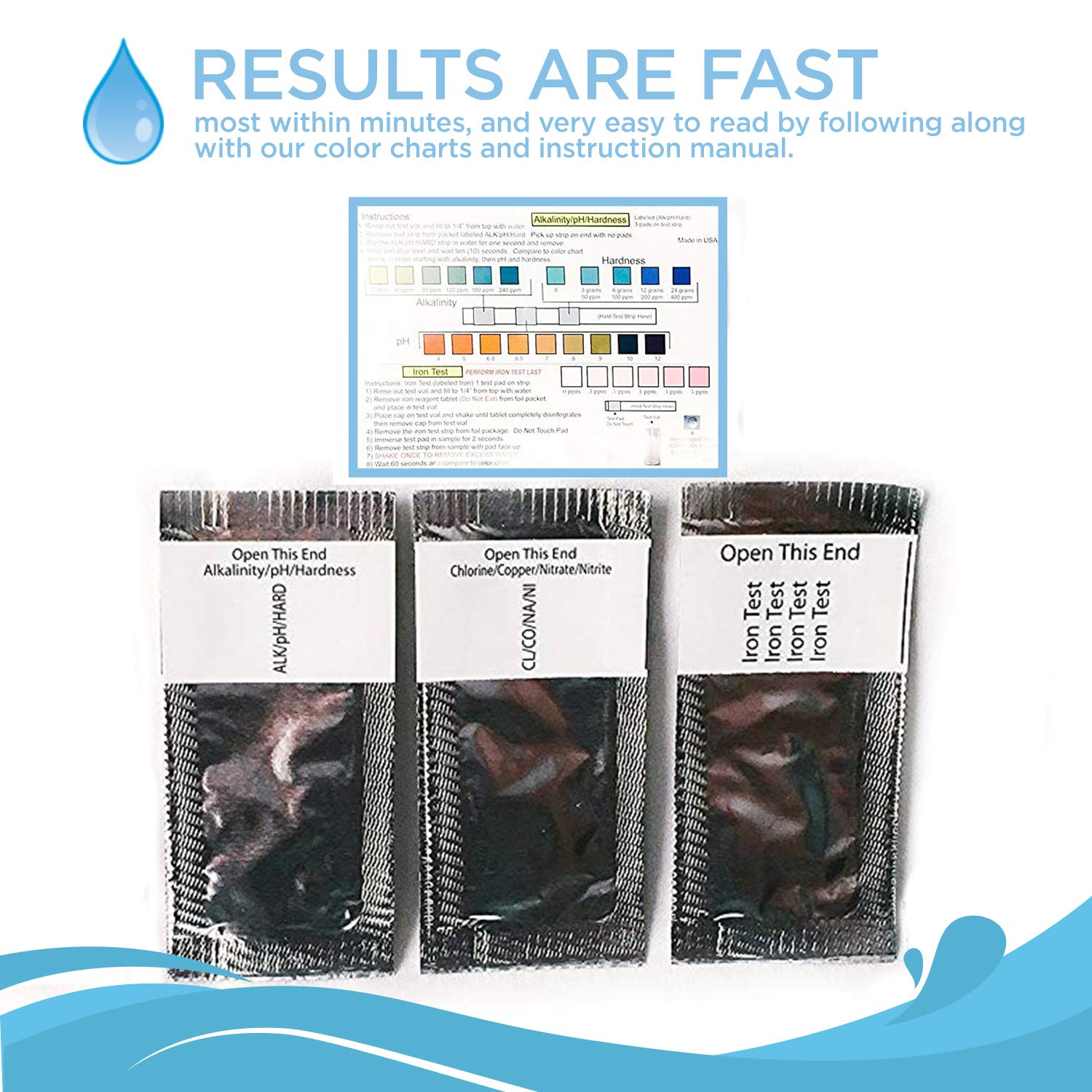 Test Assured Drinking Water Test Kit With Digital Tds Meter Easy