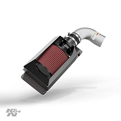 K&N Cold Air Intake Kit: High Performance, Guaranteed to Increase Horsepower: 2011-2015 Mini Cooper (S, S Clubman) 1.6L L4, 69-2023TS: Automotive