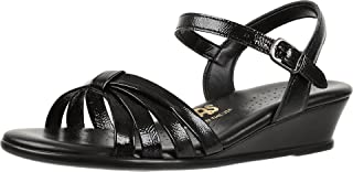 product image for SAS Womens Strippy Open Toe Casual Ankle Strap Sandals