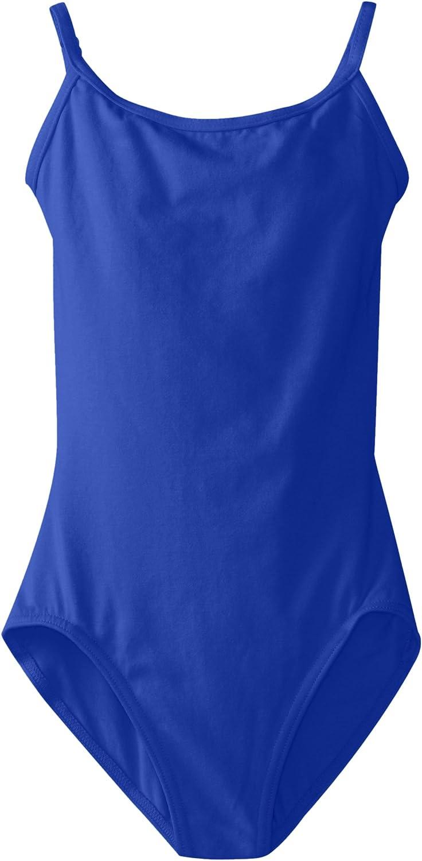 Capezio Big Girls' Classics Camisole Leotard with Adjustable Straps