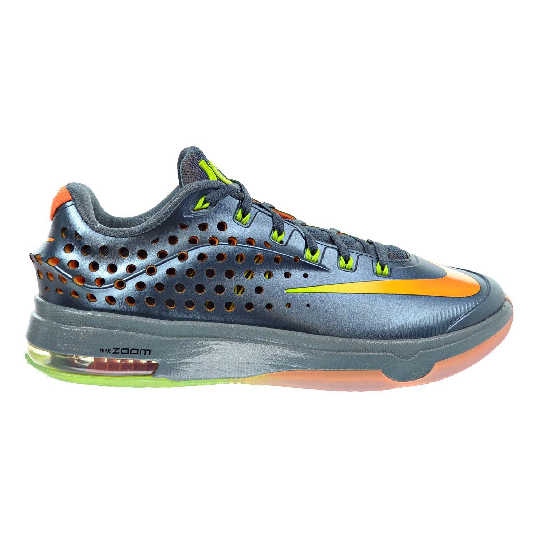 official images buy good reliable quality Nike KD VII Elite Men's Shoes Blue Graphite/Volt/Bright Citrus/Dove Grey  724349-478