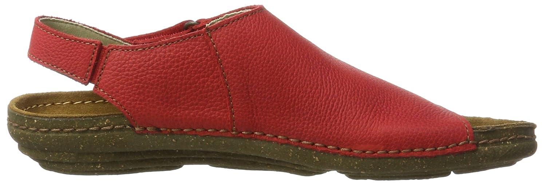 El Naturalista S.A N309 Toe Soft Grain Torcal, Damen Open Toe N309 Sandalen 450501