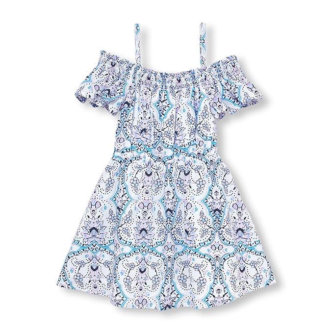 Amazoncom The Childrens Place Baby Girls 3563 Vestido
