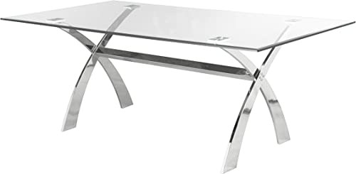 Uptown Club Arnold Collection Ultra Modern Dining Room Table