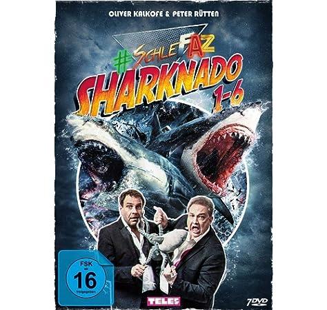 Sharknado - Genug gesagt! [Alemania] [DVD]: Amazon.es: Tara Reid ...
