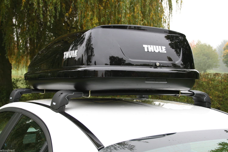 Thule Ocean 600 Car Roof Box 330 Litres Auto