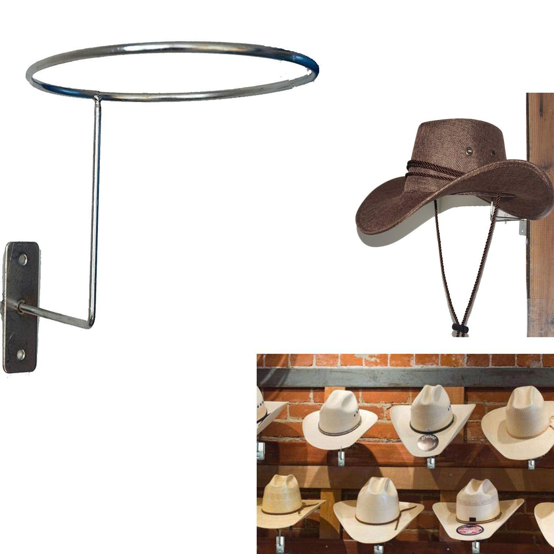 AUXPhome - Soporte de Pared para Sombreros y Pelucas, Color ...