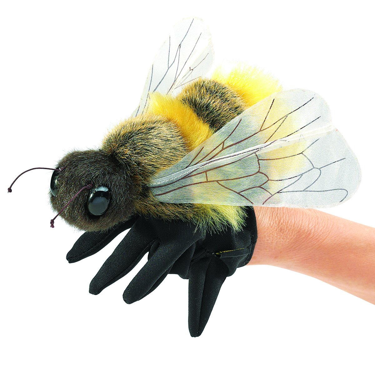 honey bee hand puppet for classroom activities