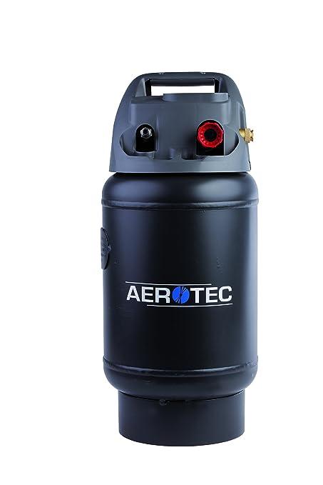 Tanque de aire comprimido móvil Tanky, depósito de repuesto con 14 l de volumen,