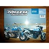 REVUE MOTO TECHNIQUE HONDA CBF600 N, NA, S, SA de 2004 à 2005 KAWASAKI Z750 , Z750S de 2004 à 2005 RRMT0136.1 - réédition