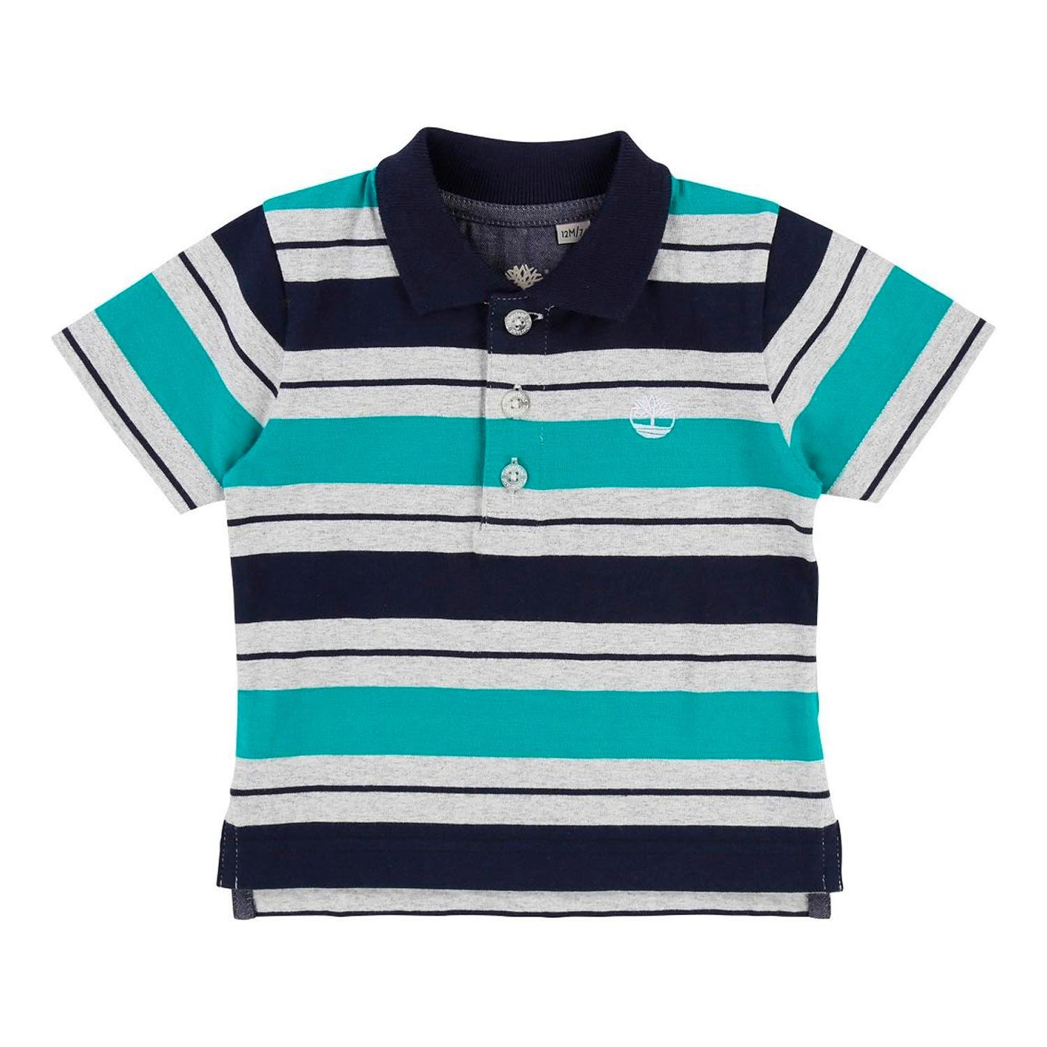Timberland Baby Boys Polo Manches Courtes Shirt
