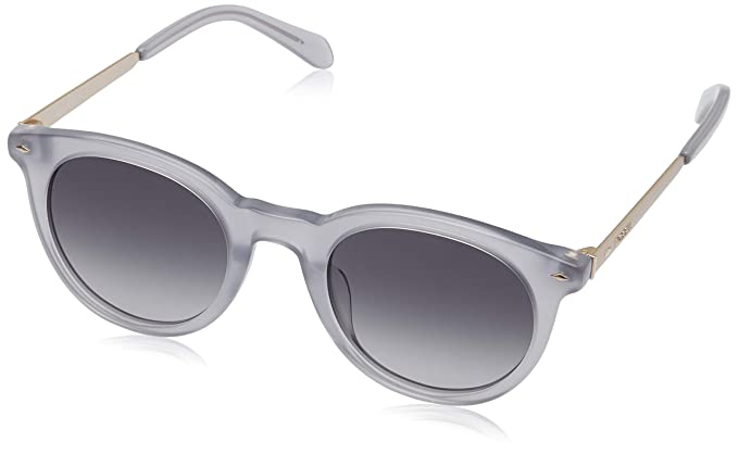 054a9de61a Image Unavailable. Image not available for. Colour  Fossil Gradient Round  Unisex Sunglasses - (FOS 2053 S ...