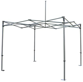 Heavyshade Canopy (Frame Only 10 X 10-feet)  sc 1 st  Amazon.com & Amazon.com : Heavyshade Canopy (Frame Only 10 X 10-feet) : Office ...