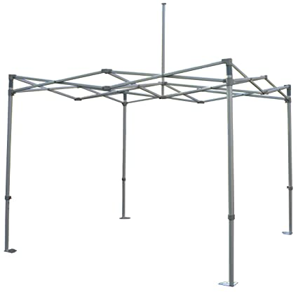 Amazon.com : Heavyshade Canopy (Frame Only, 10 X 10-feet) : Office ...