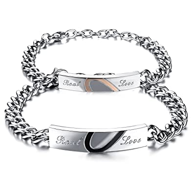 Bracelet amour homme femme [PUNIQRANDLINE-(au-dating-names.txt) 43
