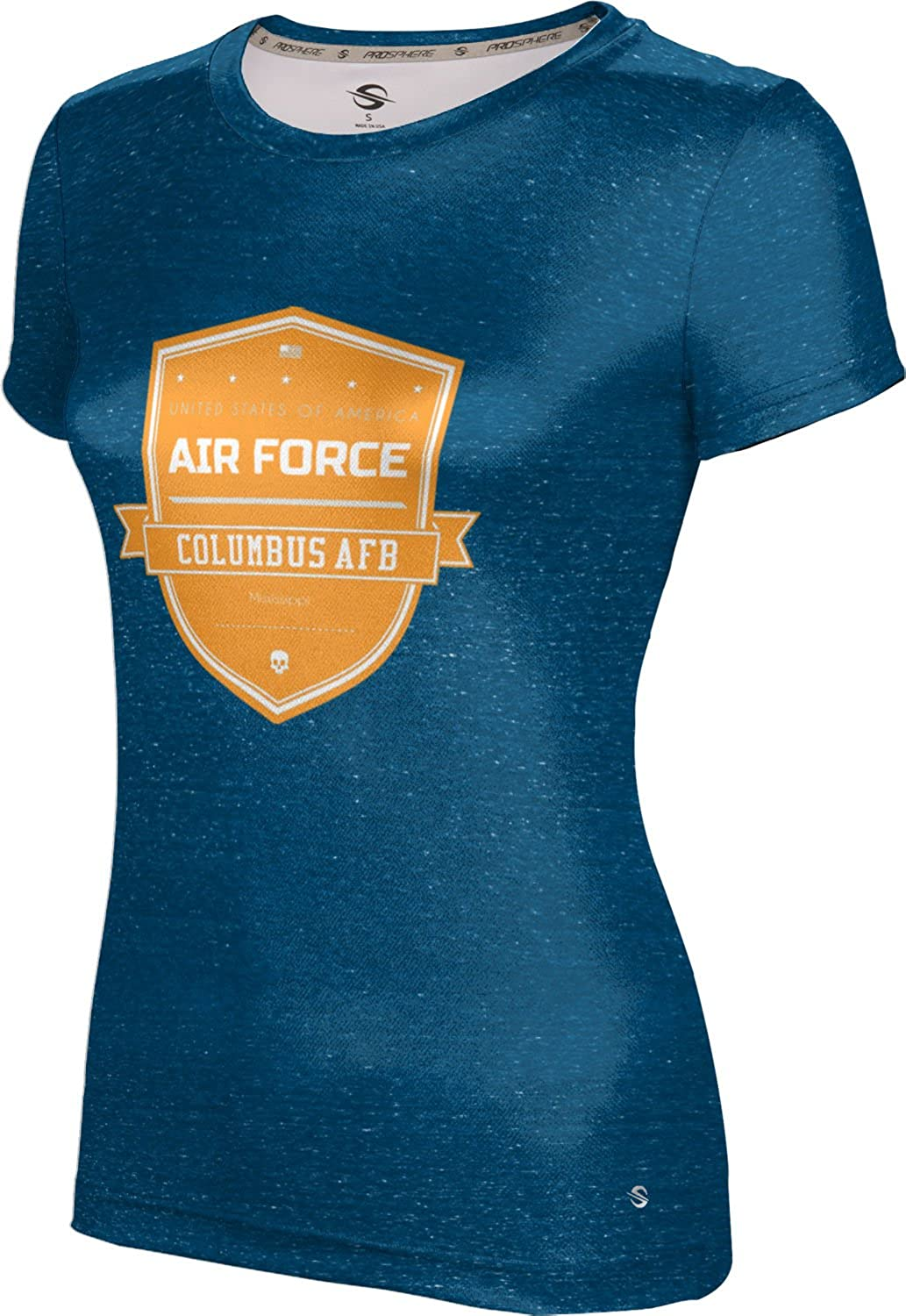 ProSphere Women's Columbus AFB Military Heather Tech Tee