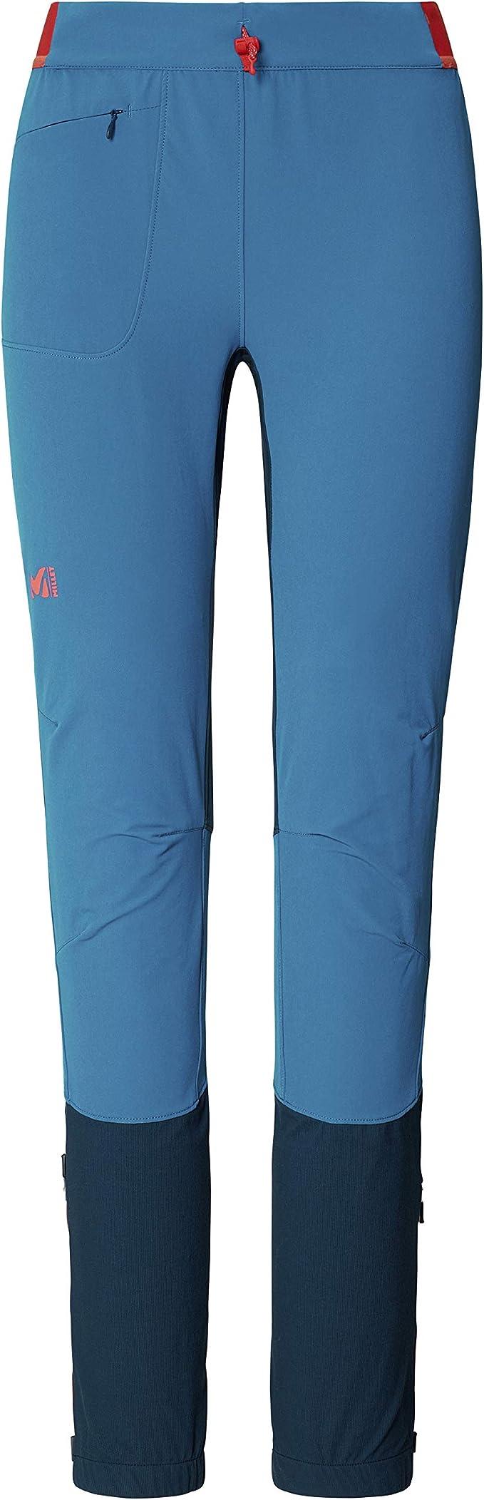 MILLET Pierra Ment' Pt W Pantalon Femme: : Sports