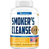 Smoker's Cleanse - Quit Smoking Aid & Respiratory Support - Made in USA - Lung Cleanse and Detox for Smokers - Start New Life