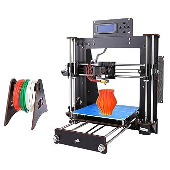keelied A9 Impresora 3d 3d printer DIY con pantalla LCD Impresión ...
