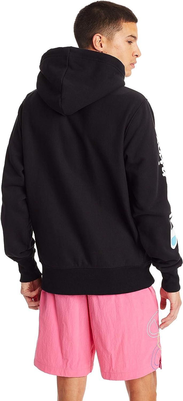 Champion LIFE Men's Reverse Weave PO Hoodie: Clothing