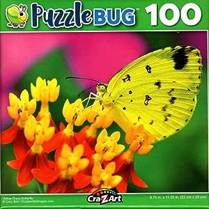 NEW Puzzlebug 100 Piece Jigsaw Puzzle ~ Beautiful Butterfly