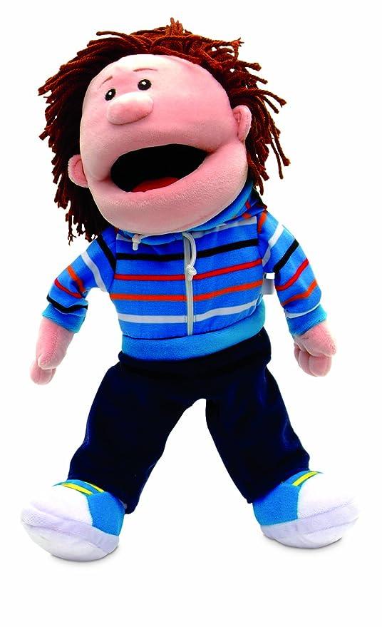Puppen & Zubehör Marionette Fiesta Crafts T-2419 Junge Handpuppe