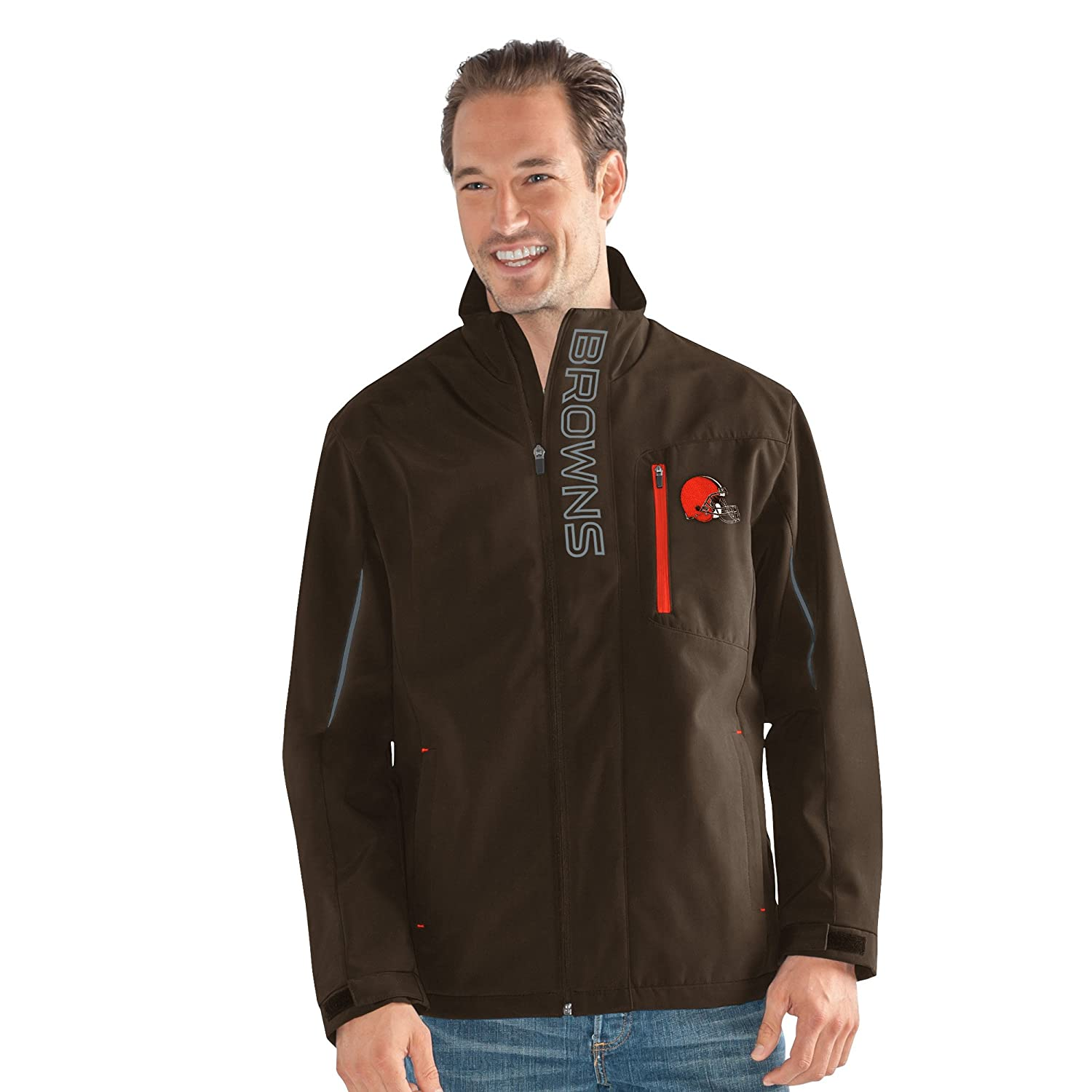 G-III Sports Energie Soft Shell Full Zip Jacket, Herren, Energy Soft Shell Full Zip Jacket, grün, XX-Large