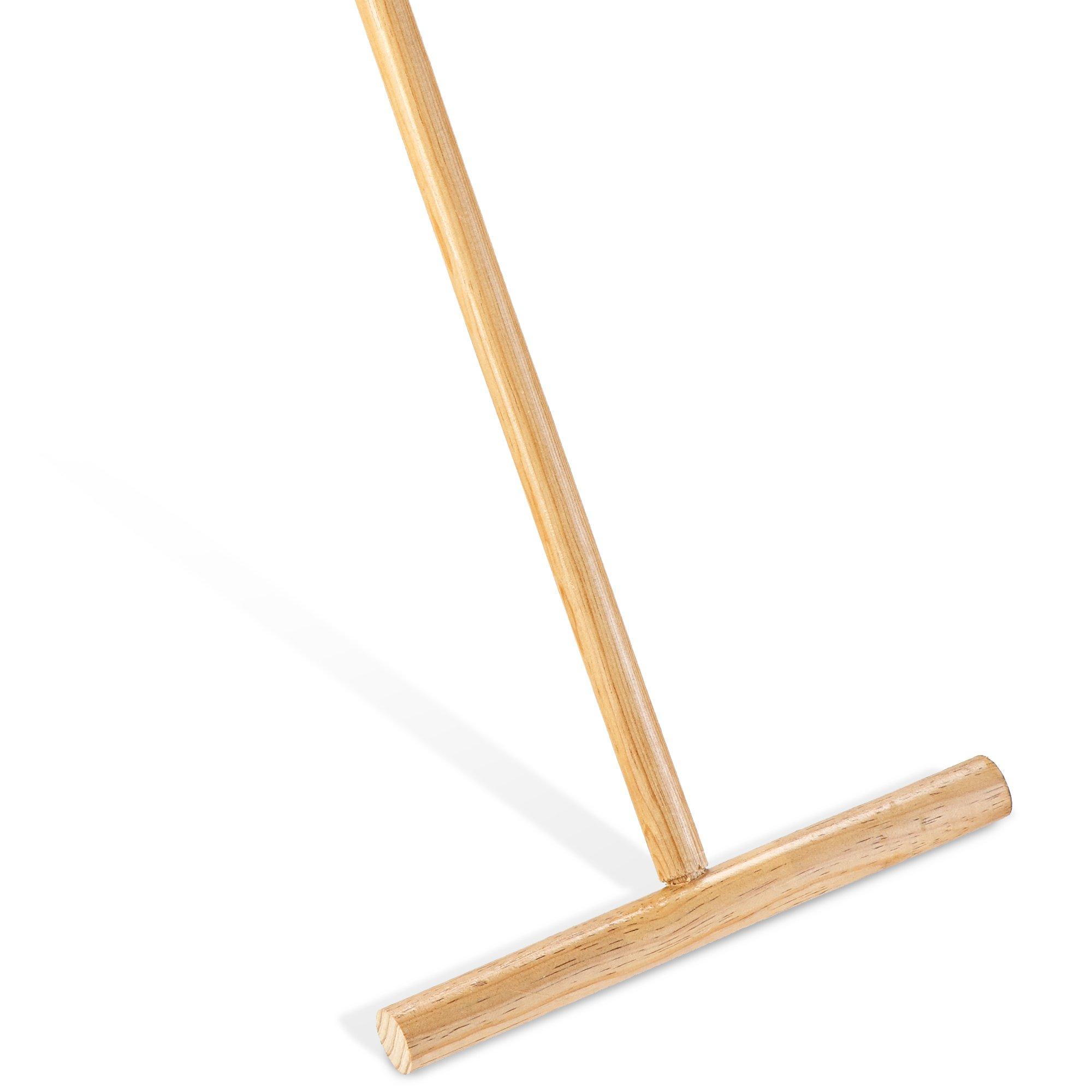 O-Cedar Wooden Cuban-Style T-Mop by O-Cedar