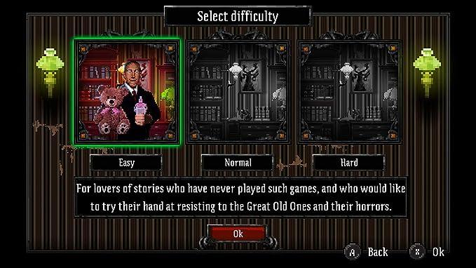 Lovecrafts Untold Stories - Collectors Edition: Amazon.es: Videojuegos