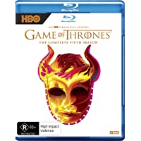 Game of Thrones S5 (Robert Ball) BD