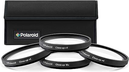 10 UK Seller 1 2 4 49mm Macro Close-Up Filter Set