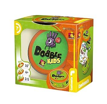 Asterion 8231 - Juego Dobble Kids: Amazon.es: Juguetes y juegos