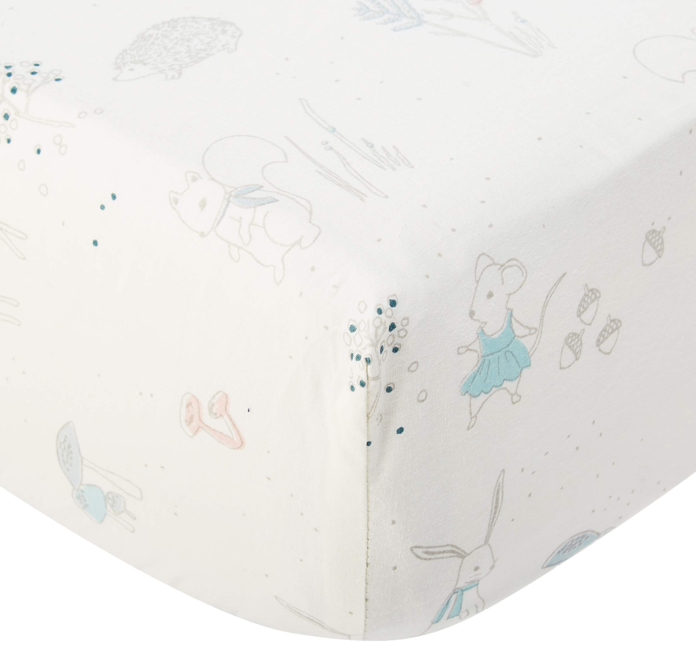Pehr Magical Forest Crib Sheet, One Size by PEHR