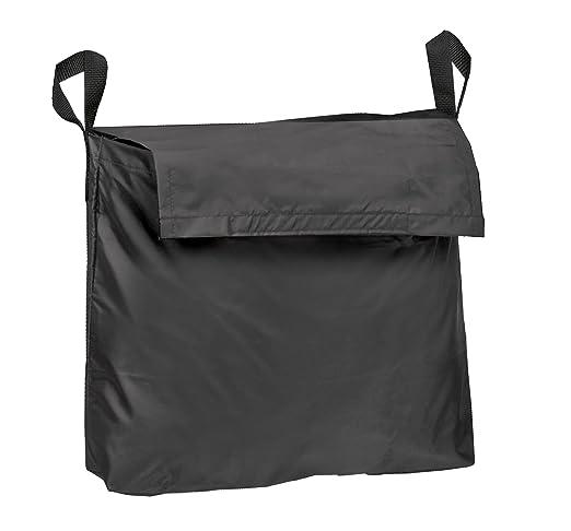 DMI 517-1072-0200 - Mochila para silla de ruedas, color negro: Amazon.es: Salud y cuidado personal
