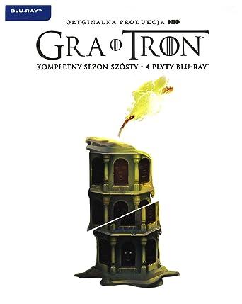Amazon com: Game of Thrones Season 6 [4Blu-Ray] [Region Free