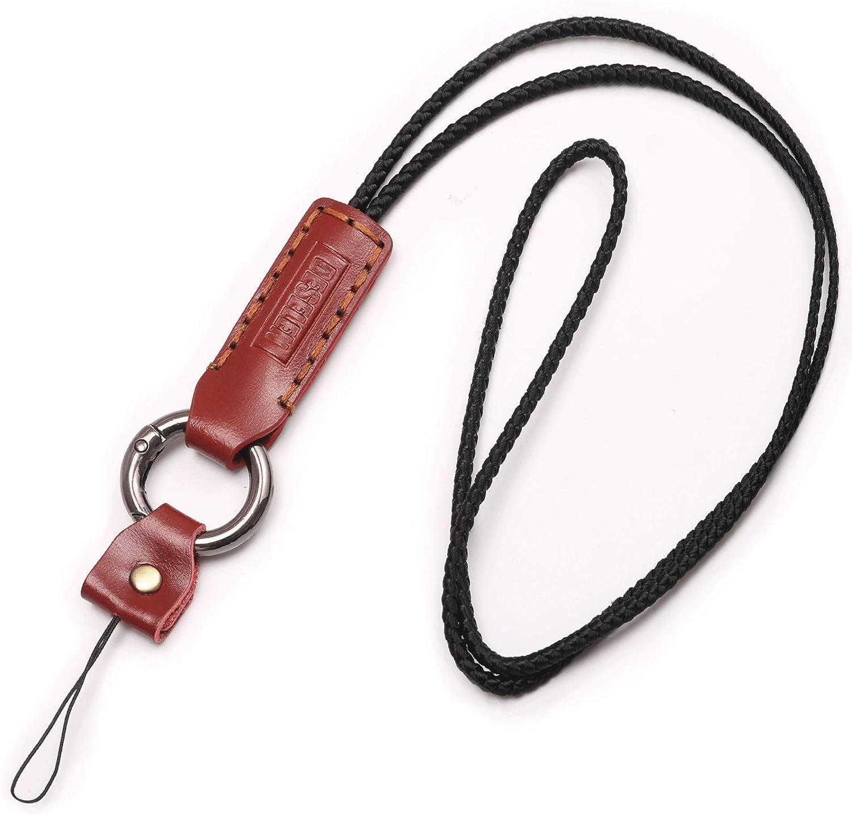 Michael Jackson Lanyard Stainless Steel Key Ring Handmade Cell Phone Lanyard