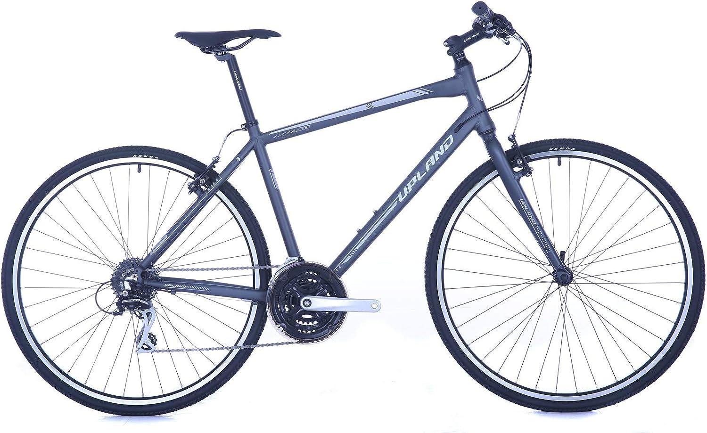 Upland LS380 - Bicicleta Urbana para Hombre (700 C480 mm): Amazon ...