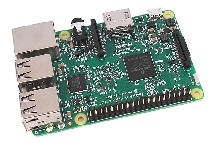 Amazon.com: Modelo B de Raspberry Pi 3 placa base ...