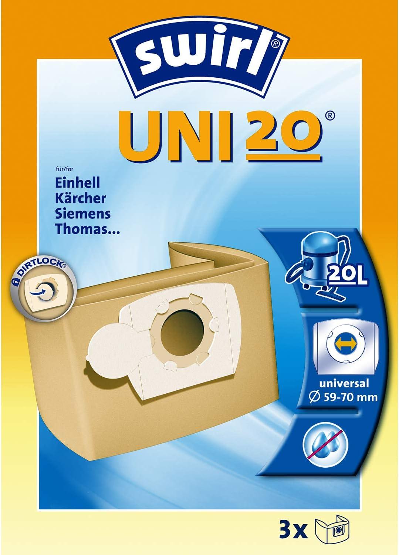 10 unidades Bolsas de papel Swirl 4006508193264